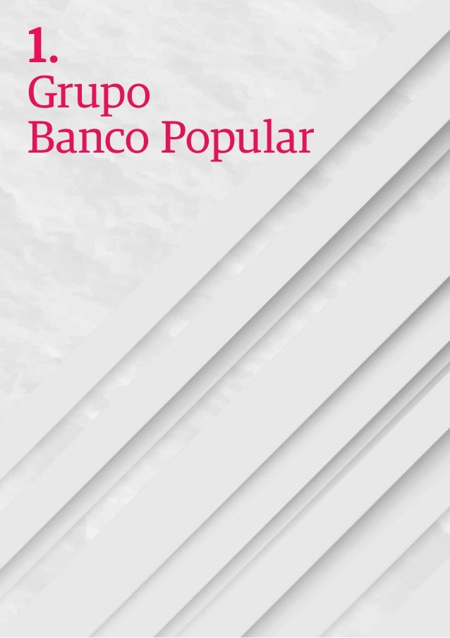 Informe Trimestral Banco Popular Slide 3
