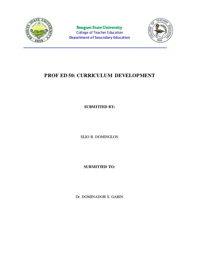 Classification Of The Subject Content Of BSE Physical
