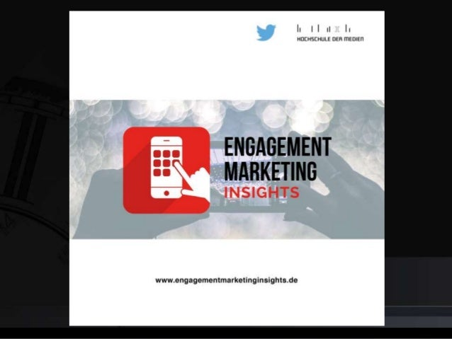 Engagement Marketing Insights 2016 (German)