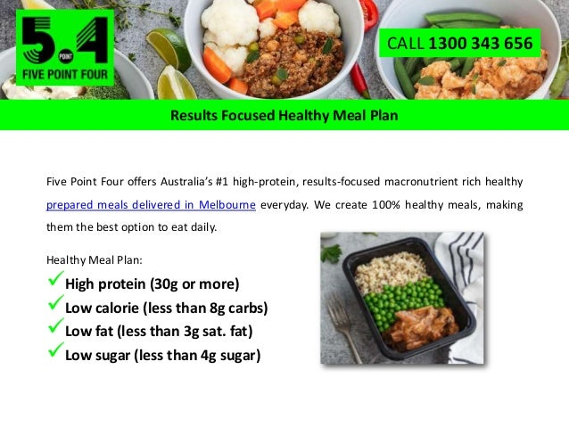 Meal diet to lose weight