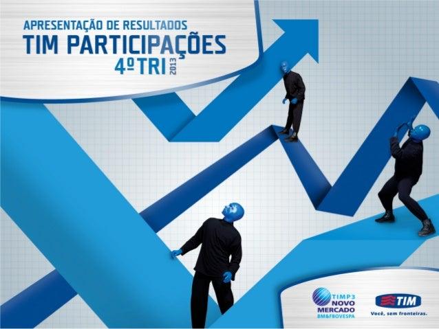 RESULTADOS: DESTAQUES Receita Líquida  (R$ bi)  Performance Financeira  19,9  18,8  EBITDA  (Δ% A/A) 4,1%  +6% 2012  2013 ...