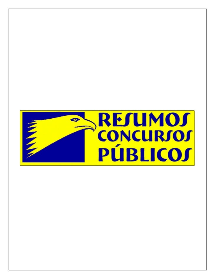www.ResumosConcursos.hpg.com.br  Resumo: Arquivos e Documentos – Conceitos e Características – por   Arquivo Nacional     ...