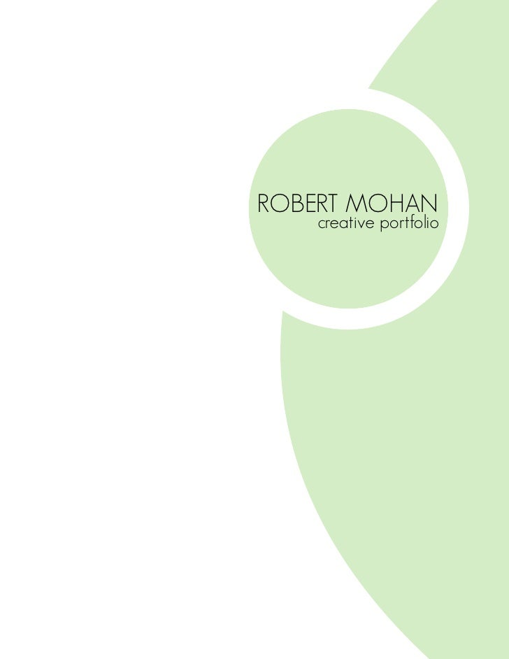 NOTE: Please select the download option from the top menu to view                                            ROBERT MOHAN ...