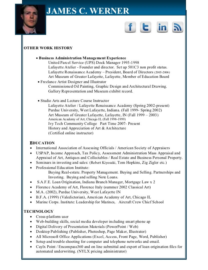 mortgage manager resume