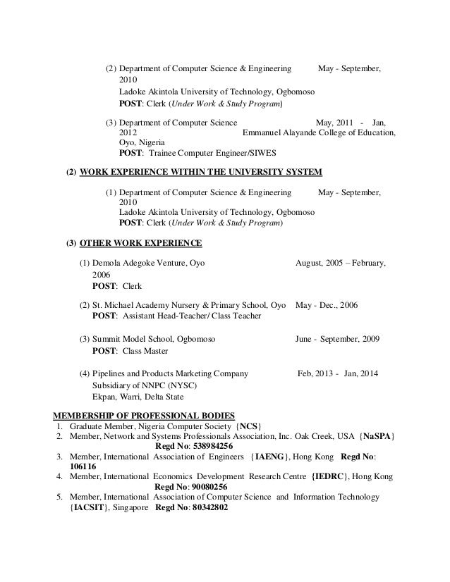 Computer Science Resumes. Computer Science Student Resume Iit Resume ...