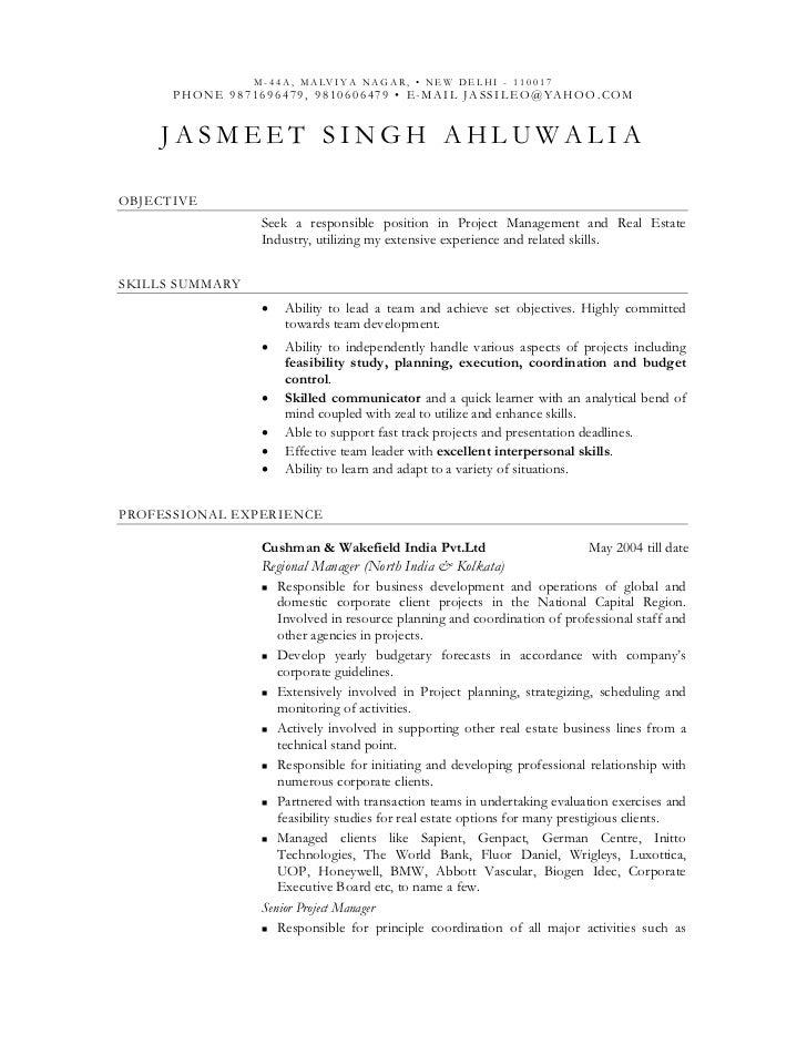 M-44A, MALVIYA NAGAR, • NEW DELHI - 110017      PHONE 9871696479, 9810606479 • E-MAIL JASSILEO@YAHOO.COM    JASMEET SINGH ...