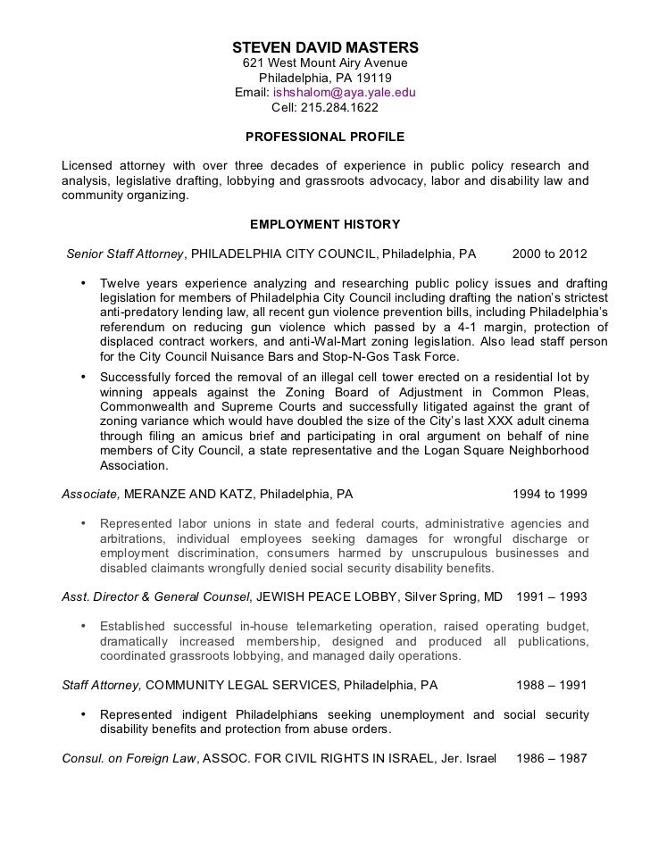 community organizer resume employee relations officer