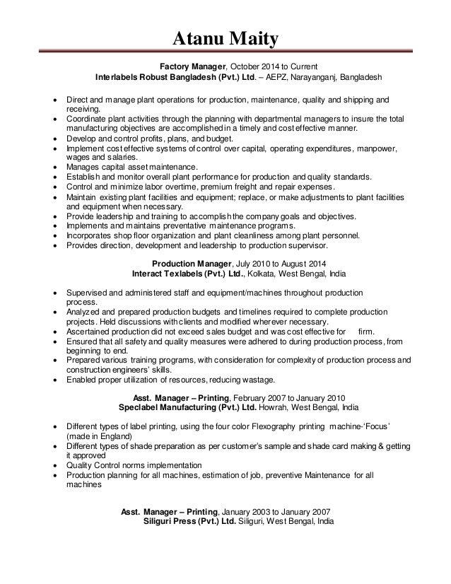 printing a resumes