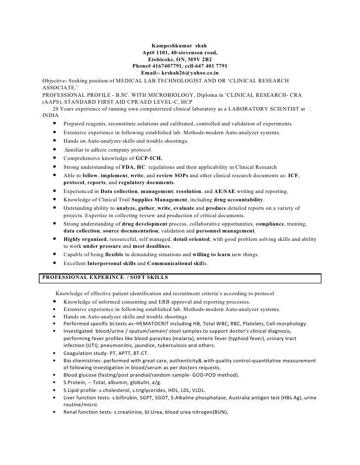 Radiologic Technologist Resume Radiologic Technologist Resume ...