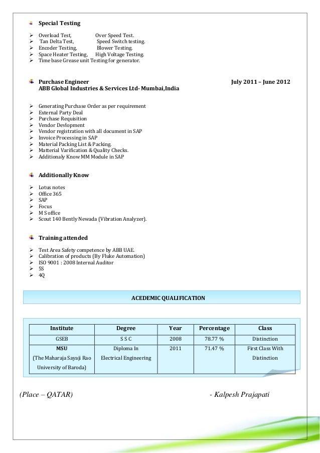 sap abap resume 2 years experience sap basis resume 2