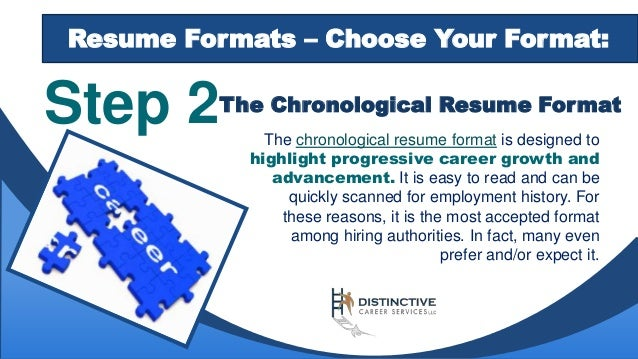 Resume Formats U0026 Styles: How To Choose The Format That Is Best For You2026