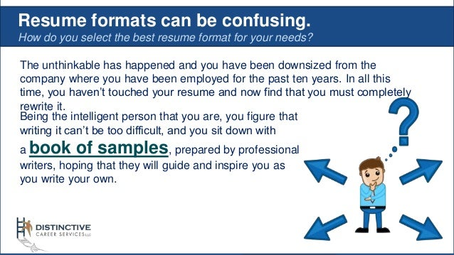 resume formats styles how to choose the format that is best for yo