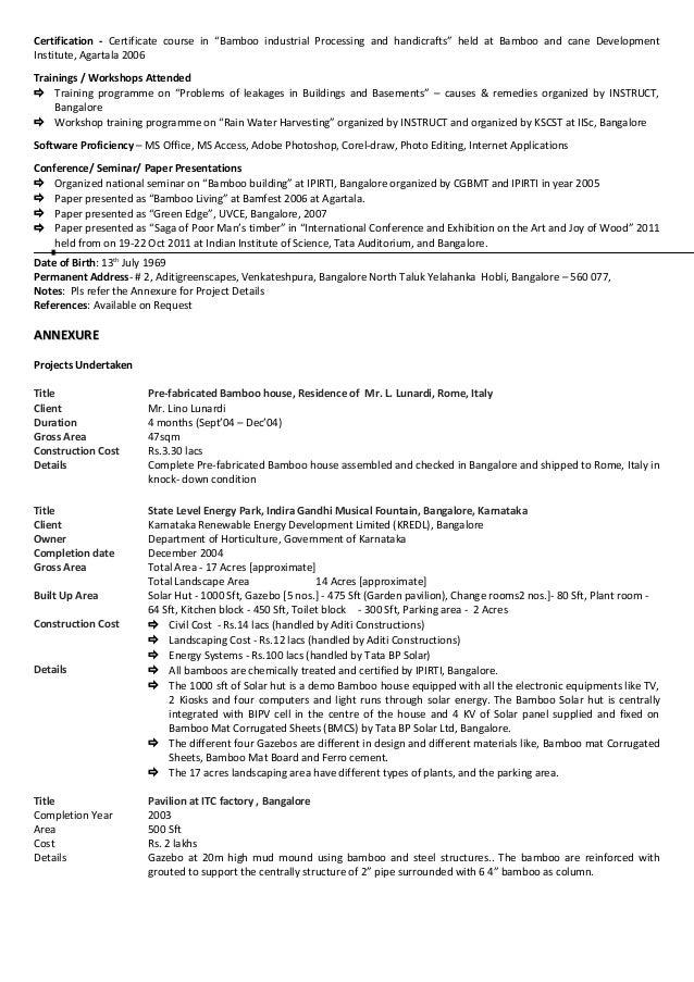 resume gurudayal1
