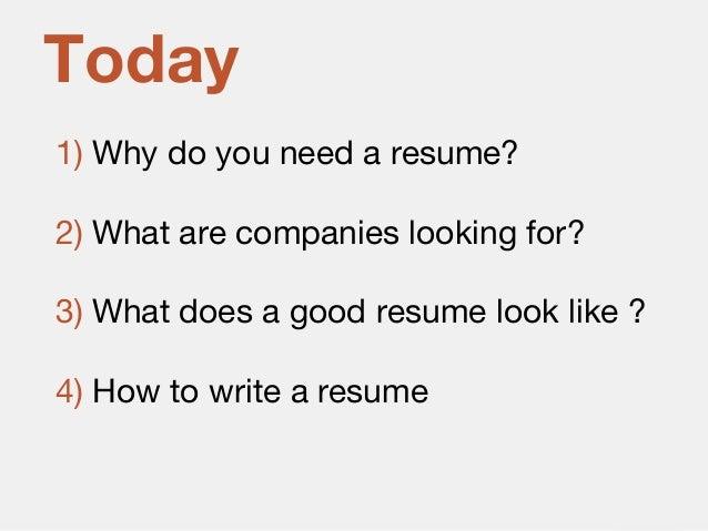 How To Write A Better Resume John Clegg   Summer Of Tech Ruth McDavitt    Summer Of Tech; 2.