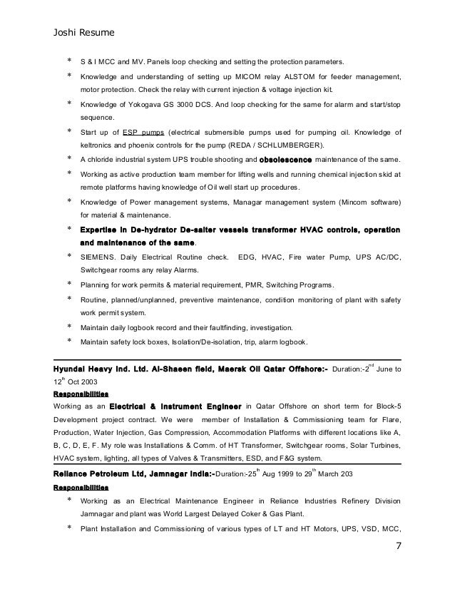 Resume J