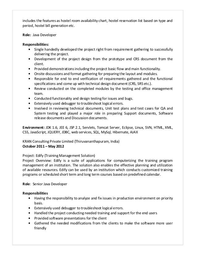 senior software engineer resume click here to download this senior