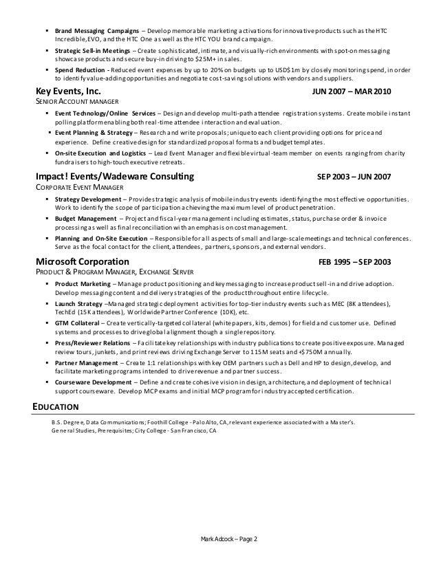 Senior Marketing Manager | Experiential Marketing