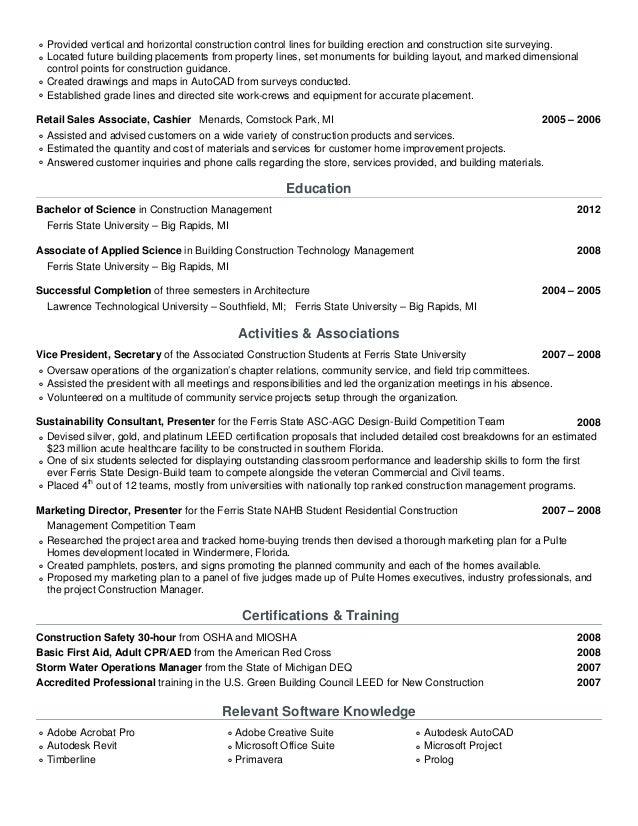Resume - Megan McIntyre