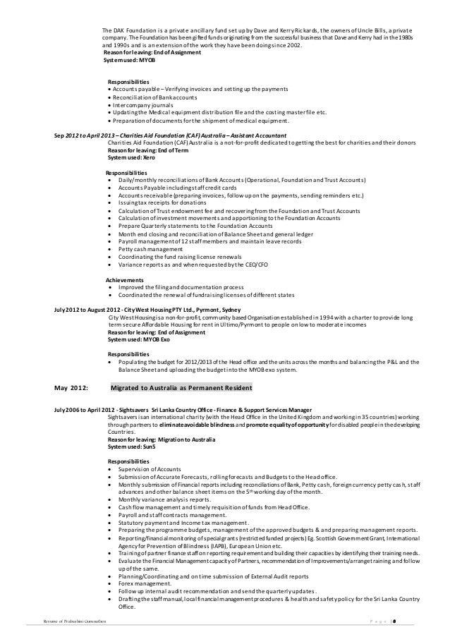 resume prabashini august 2015