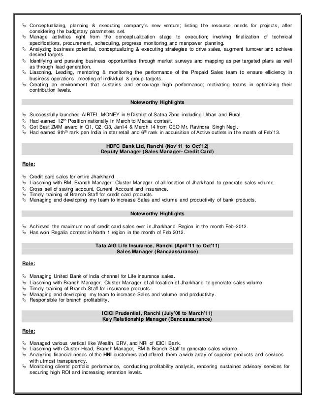 credit card sales resume sample - Muck.greenidesign.co