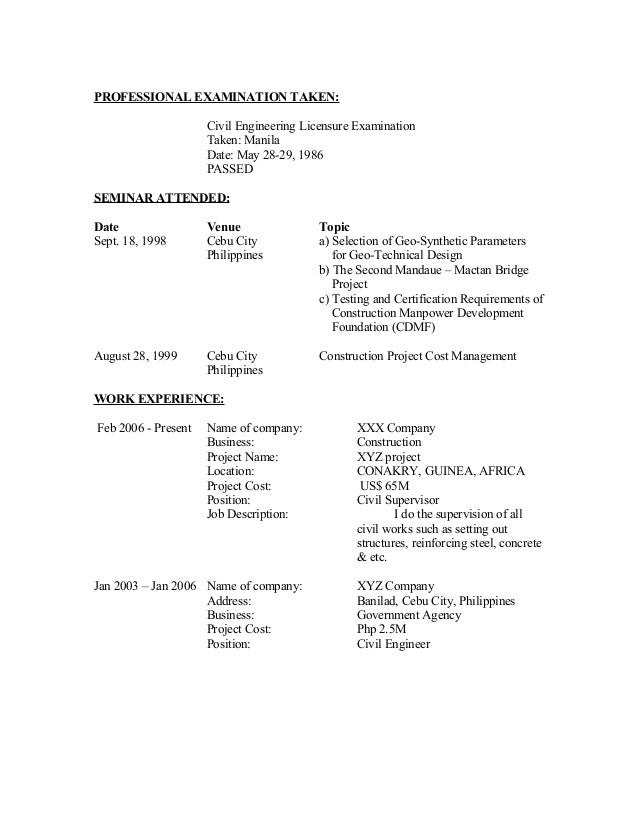 Resume sample philippines 19th of august 1997 2 thecheapjerseys