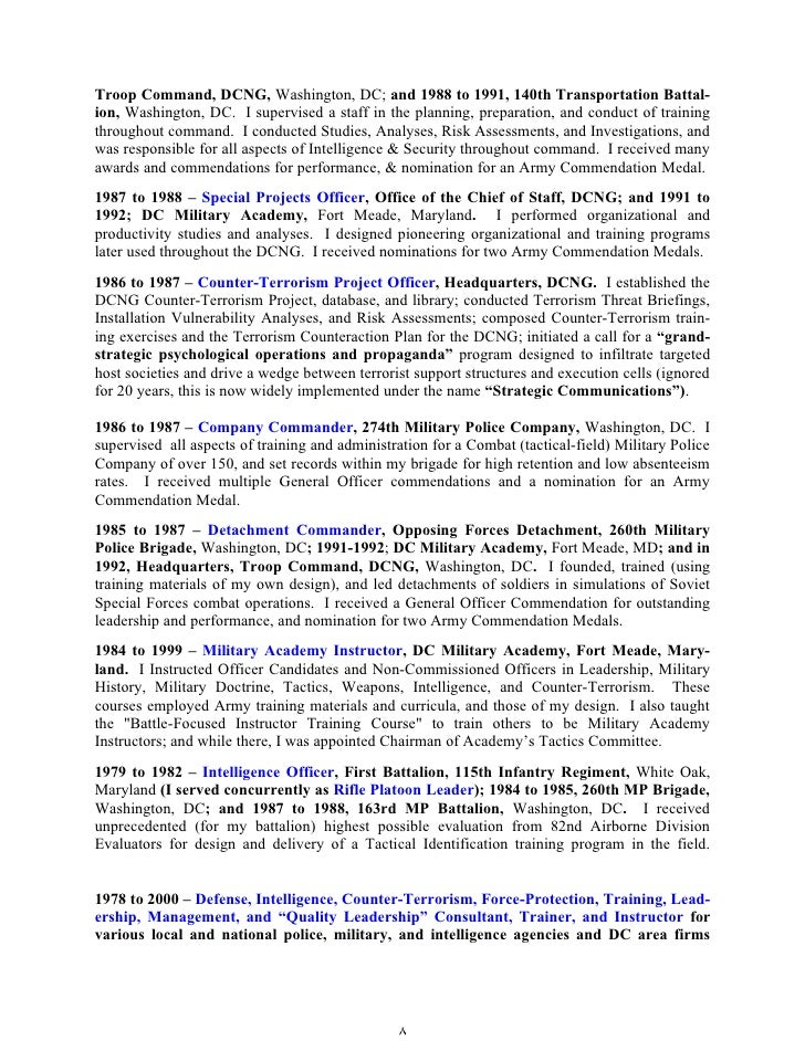 resume 0311 12 page chesapeake