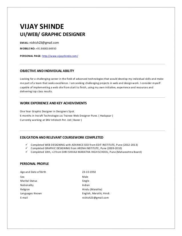 Web & Graphic Designer in Pune