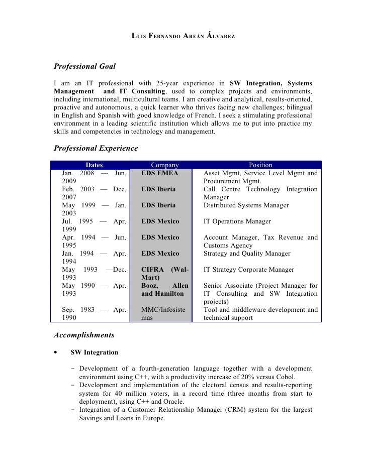 resume 2010  english