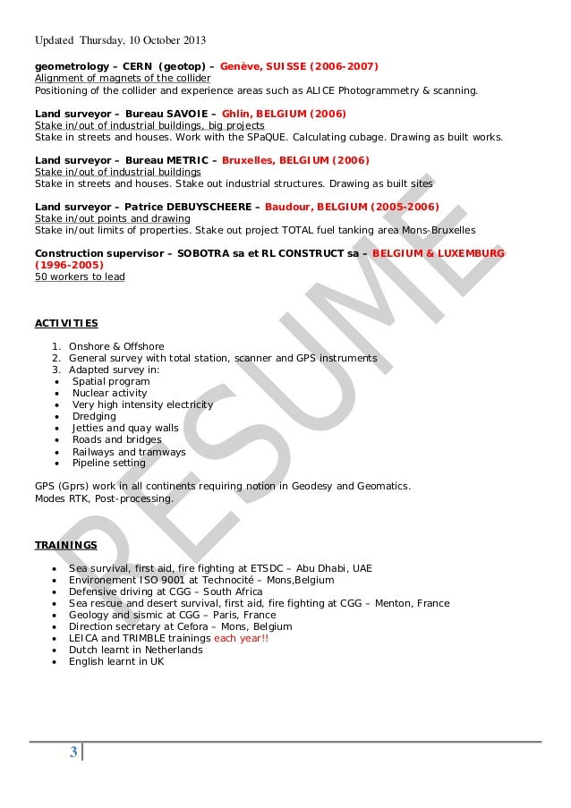 building up resume example good resume template example good resume template - Cv Template South Africa Resumes