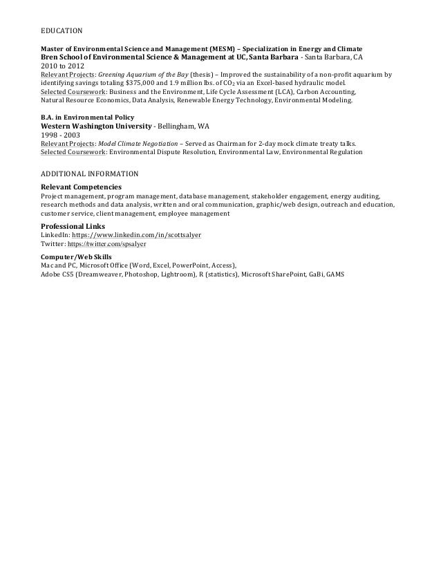Exelent Energy Policy Resume Pattern - Best Resume Examples by ...