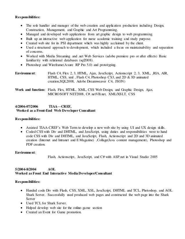 developer resume examples acworldcup tk