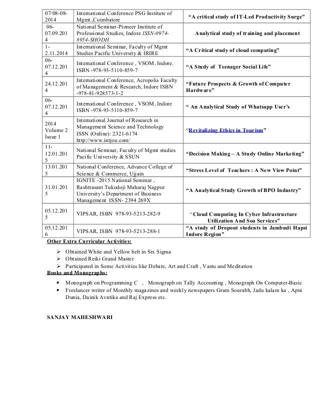 """07/08-08- 2014 International Conference PSG Institute of Mgmt.,Coimbatore """"A critical study of IT-Led Productivity Surge"""" ..."""