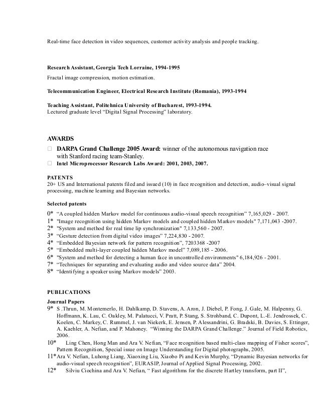 resume for machine learning master machine learning algorithms