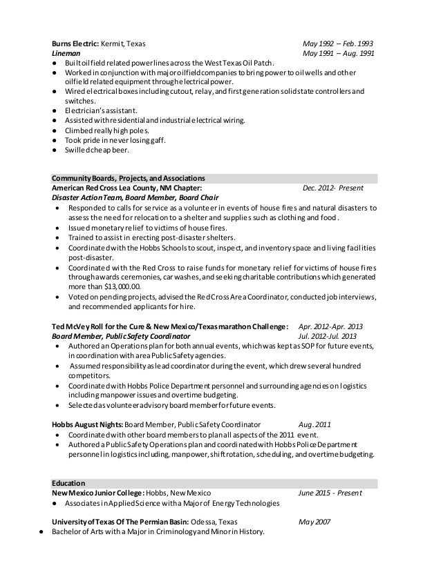Luxury Energy Technology Resume Photo - Administrative Officer Cover ...