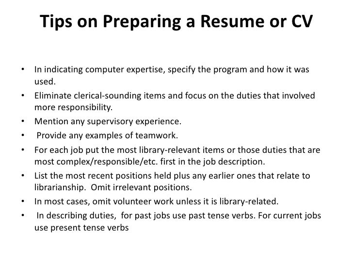 how to list supervisory experience on resume ut college of