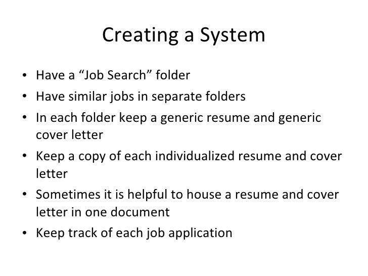 SlideShare  What Is Cover Letter Resume