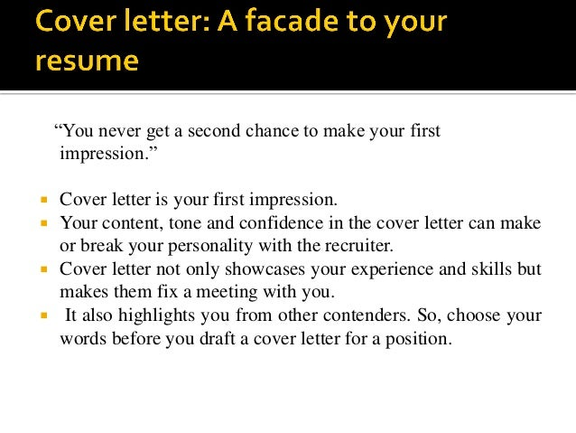 Sample Cover Letter For Freshers Resume Pdf For Indian  email