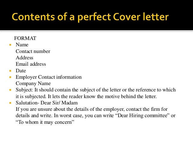 CareerEd (India) Resume and Cover Letter Workshop