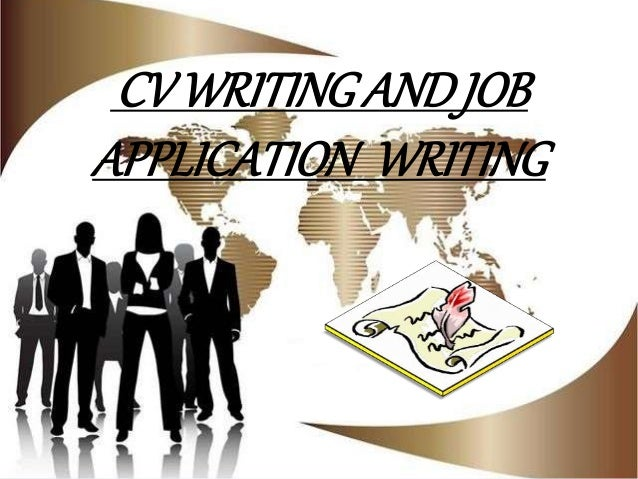 Resume And Job Application