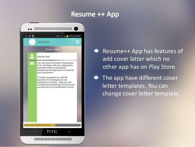 SlideShare  App For Resume