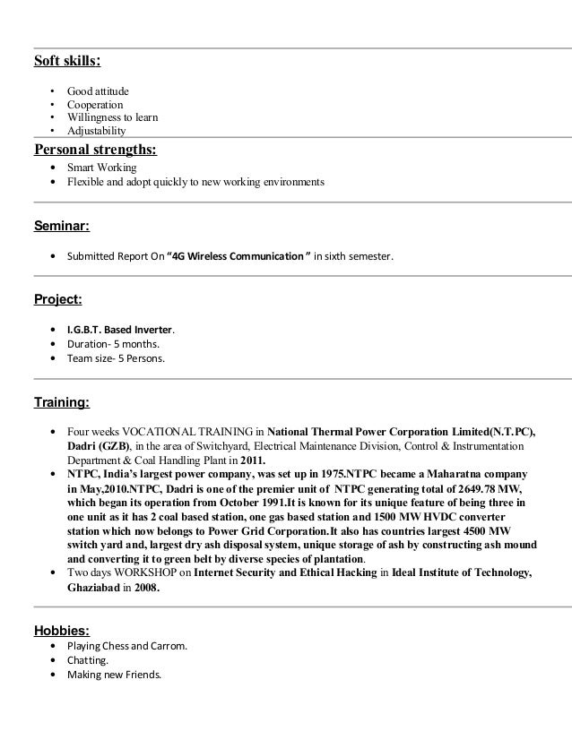 personal strengths cv snapwit co