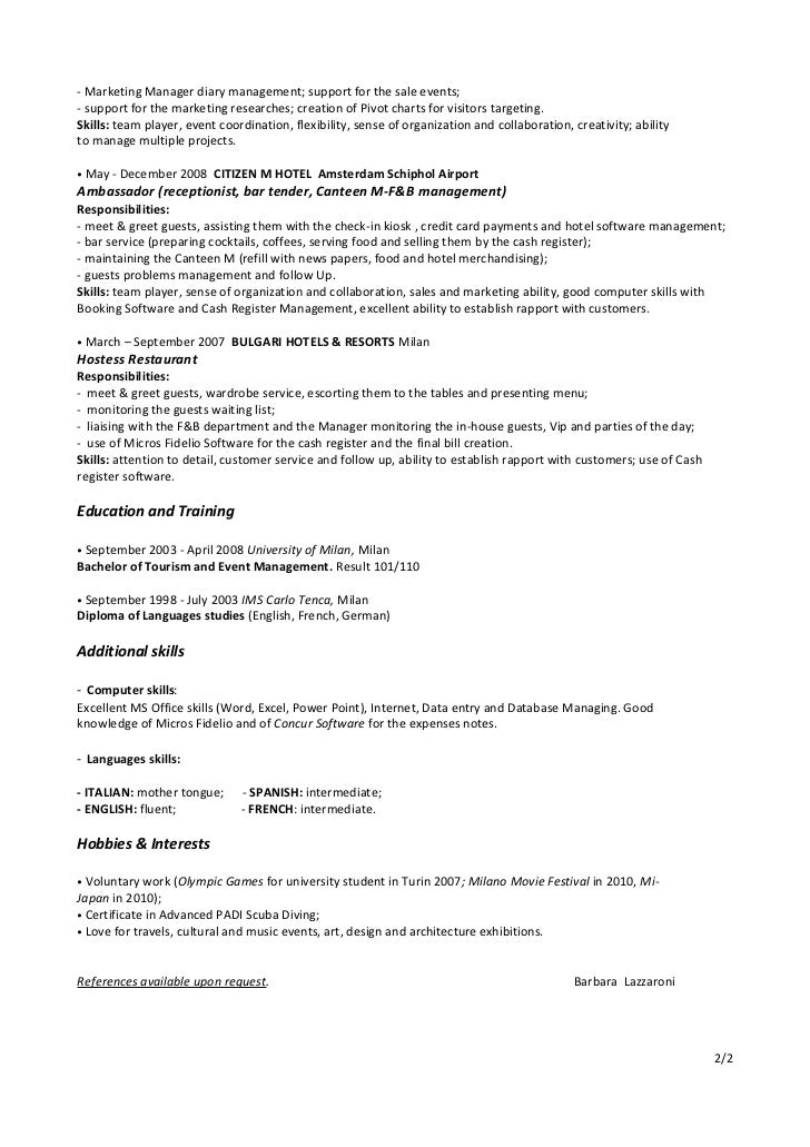 Tom Brady s resume from just in case he didn t get drafted. Breathtaking  Excellent Team Player ...