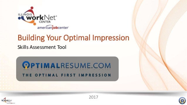 self assessments resume builder tools