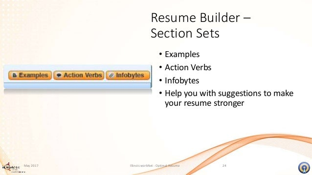 resume builder section sets 23 23