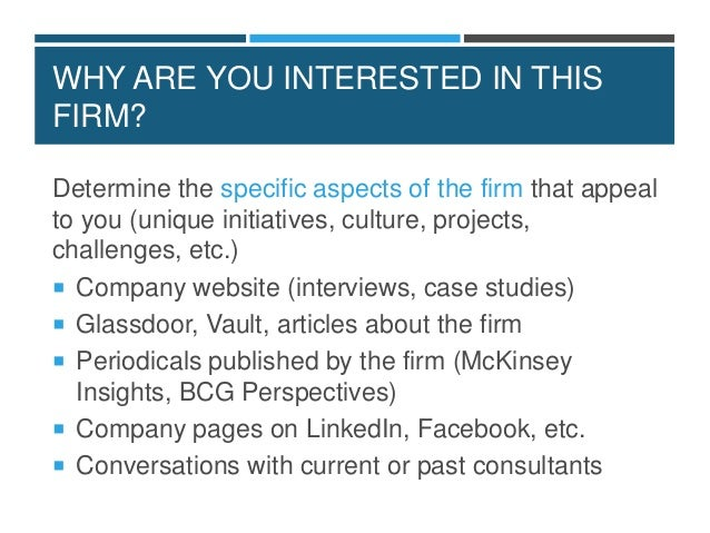 case studies consulting firms