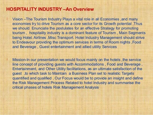 hospitality industry resumes