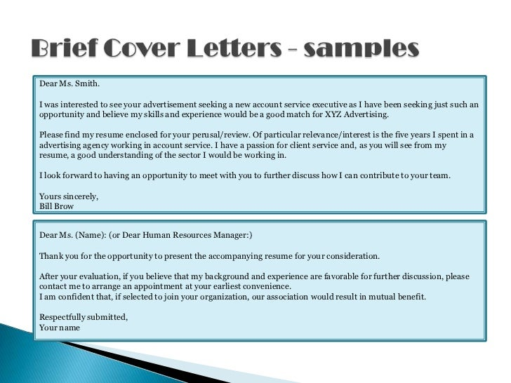 Respectfully Submitted,Your Name; 7.  For More Free Resume Cover Letters  ...