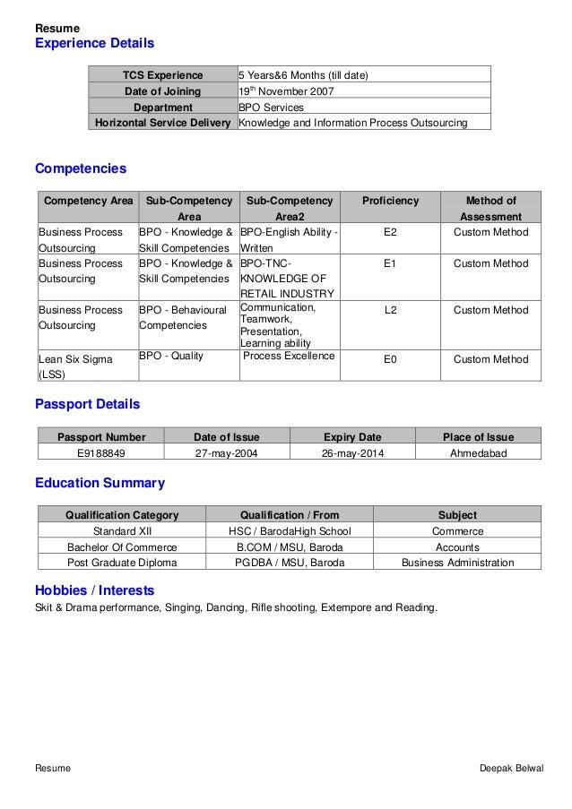 Resume_Deepak Belwal