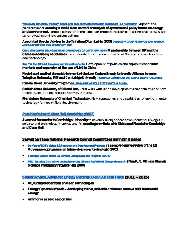 Best Clean Energy Fuels Resume Contemporary - Best Resume Examples ...