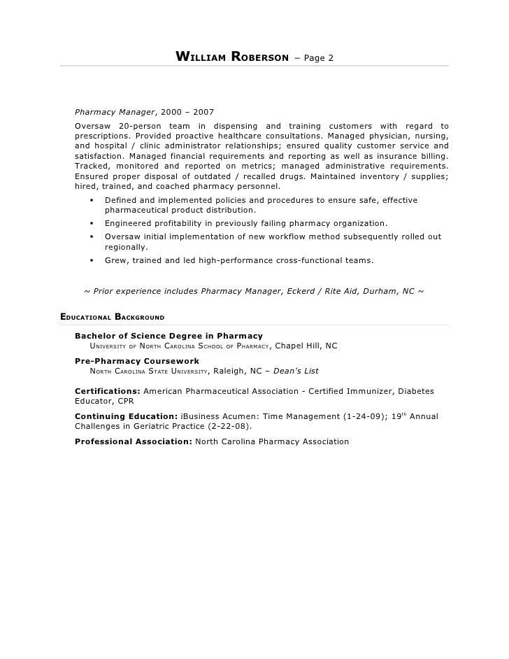SlideShare  Pharmaceutical Sales Rep Resume
